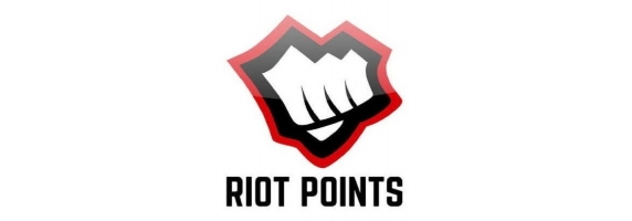1380 RIOT points (LoL)